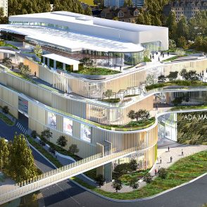 SRB – Centro Commerciale in Serbia offerta location